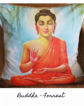 Buddha Cushion - Forrest