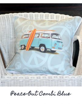 Peace - Out Combi Cushion