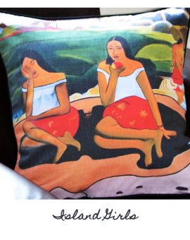Island Girls Cushion