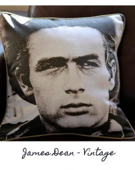 James Dean - Vintage Cushion
