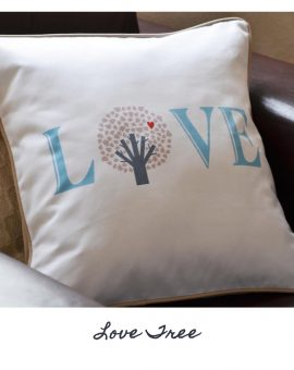 Love Tree Cushion