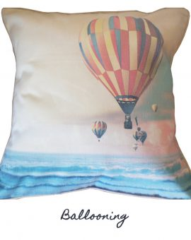 Ballooning Cushion