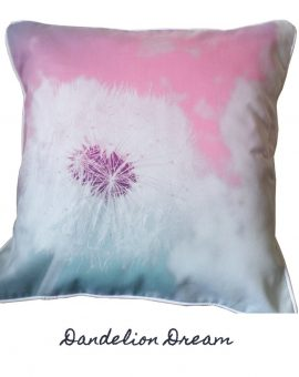 Dandelion Dream Cushion