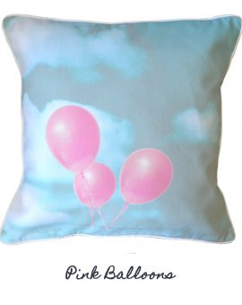 Balloons Cushion
