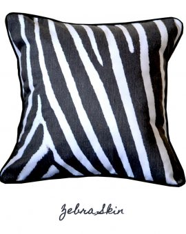 zebra_skin_cushion